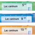 Лак Канинум (Lac caninum) в гомеопатии