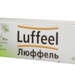Спрей и таблетки Люффель: инструкция по применению и отзывы