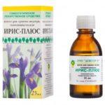 Ирис Версиколор (Iris versicolor) в гомеопатии