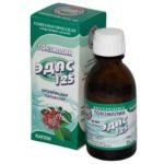 Тонзиллин Эдас-125: инструкция по применению и отзывы